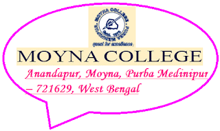 Moyna College, Anandapur, Moyna, Purba Medinipur – 721629, West Bengal