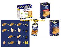 Logo Brioche Pasquier : indovina e vinci gratis fornitura di prodotti