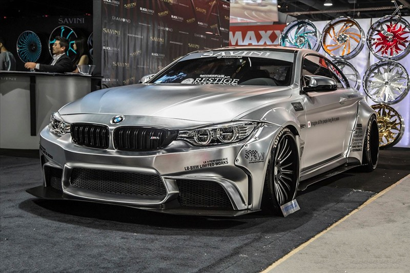 LB Performance BMW F82 M4