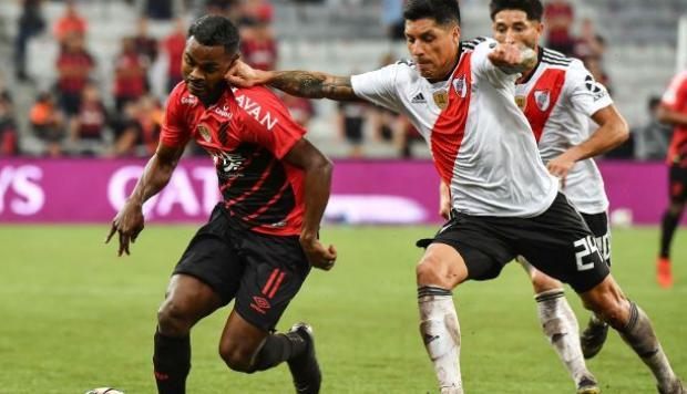 River Plate vs Atlético Paranaense VER EN VIVO ONLINE por la Final de la Recopa Sudamericana 2019.