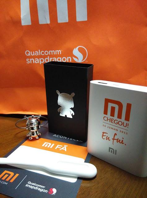 O que veio no Mi Kit Xiaomi Brasil - Mi Brasil