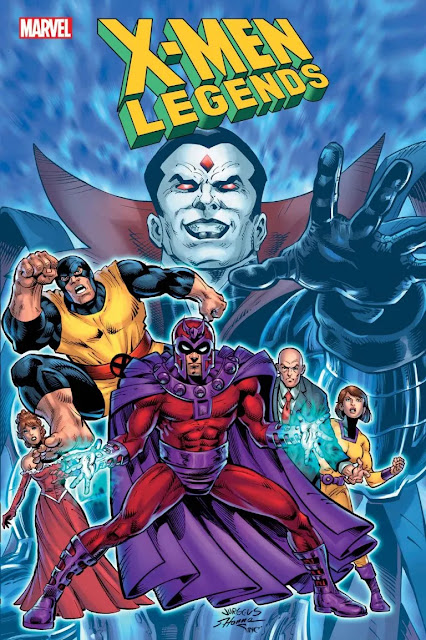 'X-Men Legends' # 10 presentará al Octavo írculo en la historia de Mr.Sinister