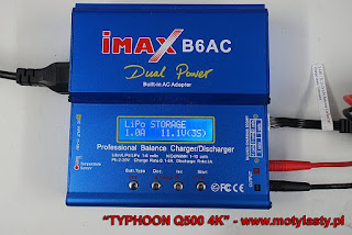Imax B6 - YUNEEC Q500