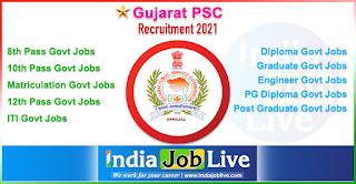 gujarat-psc-recruitment-gpsc-indiajoblive.com