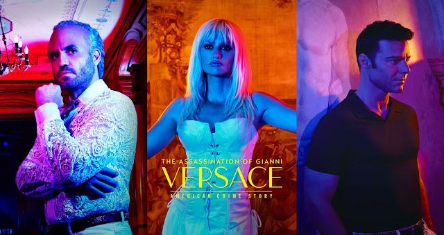 Quiniela redatores Emmy 2018 Los Lunes Seriéfilos ACS: Versace