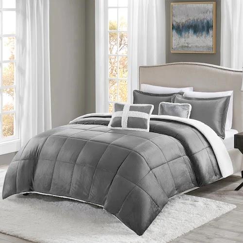 KOHLS - True North Mink to Sherpa Comforter Set  CLEARANCE $15.99