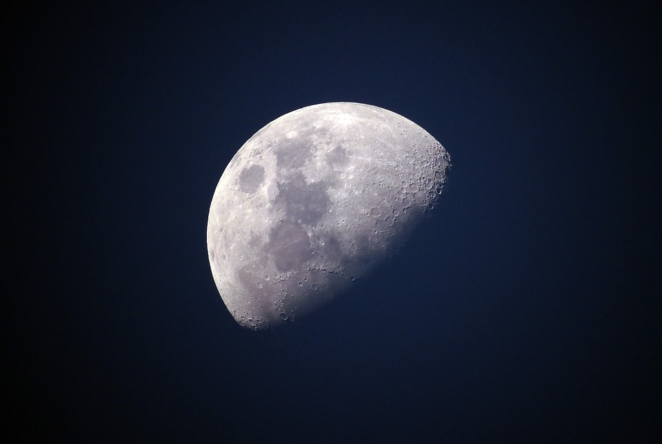 Royalty Free Images Background Half Moon