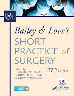 Bailey & Love's Short Practice of Surgery pdf free download