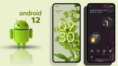 Main features and improvements for Android 12
