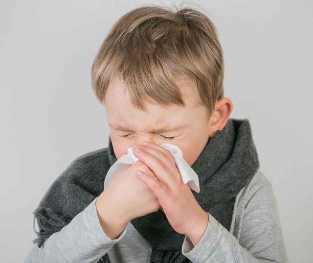 Inilah Beberapa Cara Mengatasi Flu pada Anak