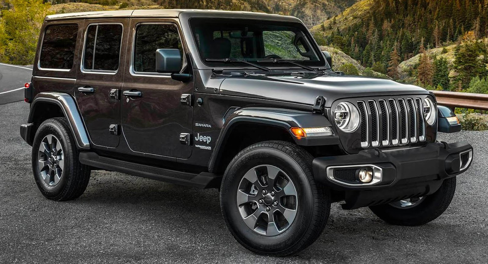 The 2018 Jeep Wrangler Jl Has An Evolutionary Design That Is Instantly Recognizable But Company Also Made Some Tweaks To Make Sure Consumers