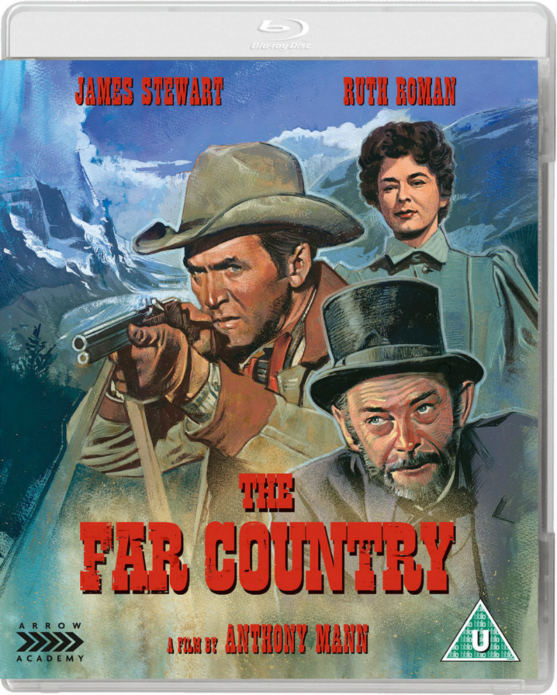 the far country bluray