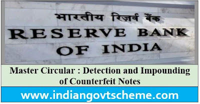 Detection and Impounding of Counterfeit Notes