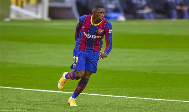 Liverpool is preparing to dispense with its striker and head to Dembele from Barcelona