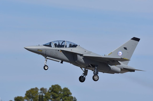 German pilots training Italy IFTS