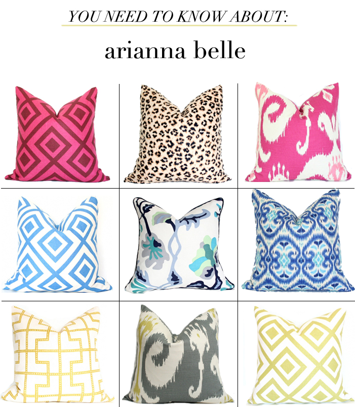 Arianna Belle The Blog: YOU NEED TO KNOW ABOUT: ARIANNA BELLE