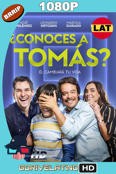 ¿Conoces a Tomás? (2019) BRRip 1080p Latino MKV
