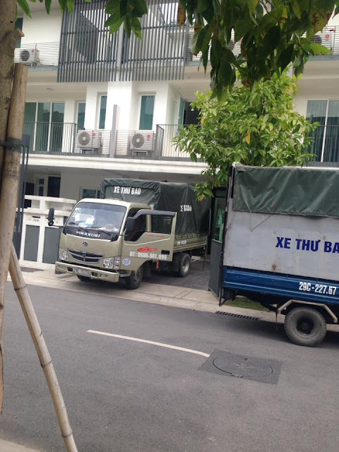 Thiên Minh chuyển nhà giá tốt phục vụ tận nhà
