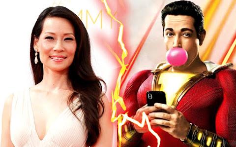 Lucy Liu play Kalypso Villain role in 'Shazam Fury Of The Gods'