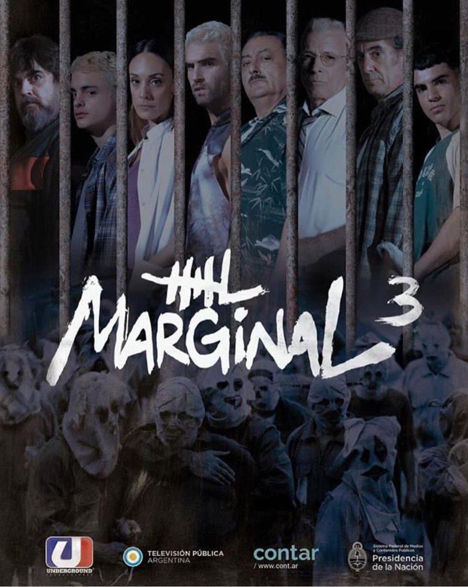 El Marginal 3×2 Latino 720p