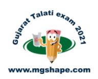 ojas talati bharti 2020-2021 exam date