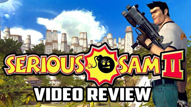 تحميل لعبه سيريوس سام Serious Sam 2 كاملة للكمبيوتر برابط مباشر ميديا فاير