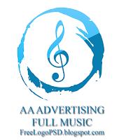 Download desain Musik Logo Gratis