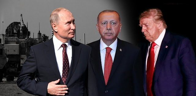Ο Τραμπ, ο Πούτιν και ο συνδετικός κρίκος