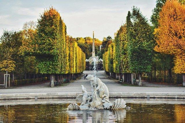 fontana schonbrunn