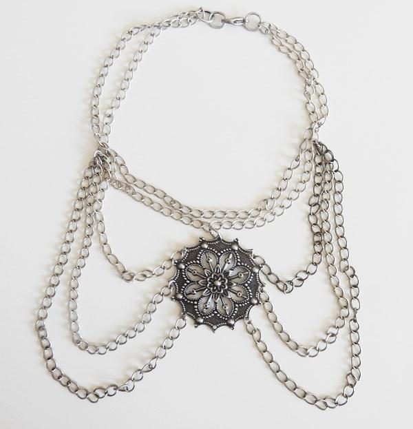 DIY : bracelet de cheville