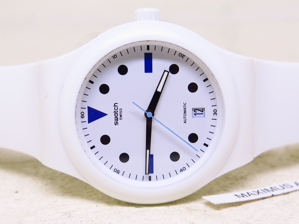 SWATCH SISTEM 51 X HODINKEE SUMMER EDITION 42mm - AUTOMATIC - BNIB