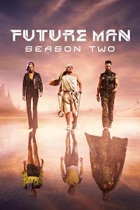Future Man Poster