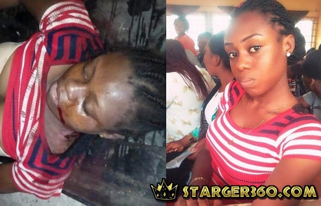 The Real Story Behind The Death Of IMSU Student Who Allegedly Committed Suicide After Stabbing Her Boyfriend