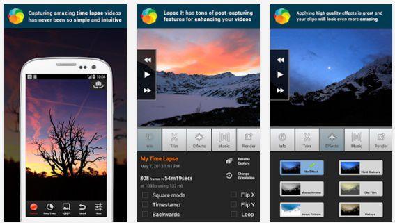 5 Aplikasi Kamera Timelapse Terbaik Di Android