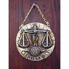 Amuletos y Talismanes: Balanza