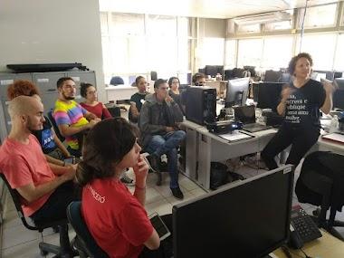 Comunicadores da Ufal participam de formação em linguagem não sexista