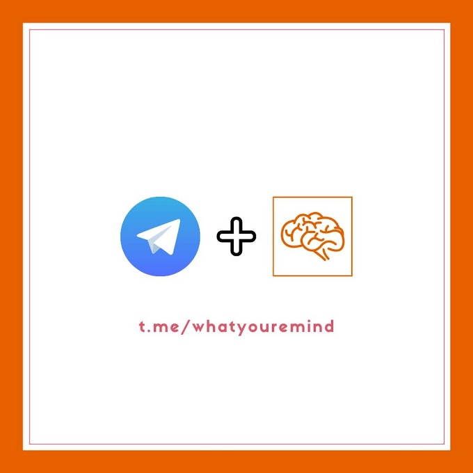 WhatYouRemind Now On Telegram | Join Now