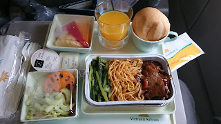 Vietnam Airlines Lunch