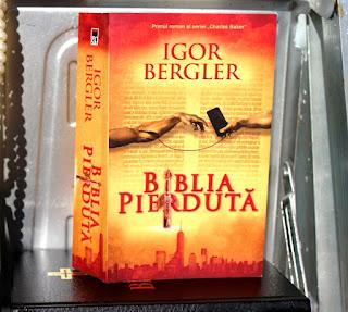Biblia pierdută, de Igor Bergler. Recenzie