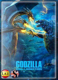Godzilla II: El Rey de los Monstruos (2019) FULL HD 1080P LATINO/INGLES