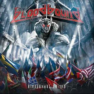 """Το ep των Bloodbound """"Bloodheads United"""""""