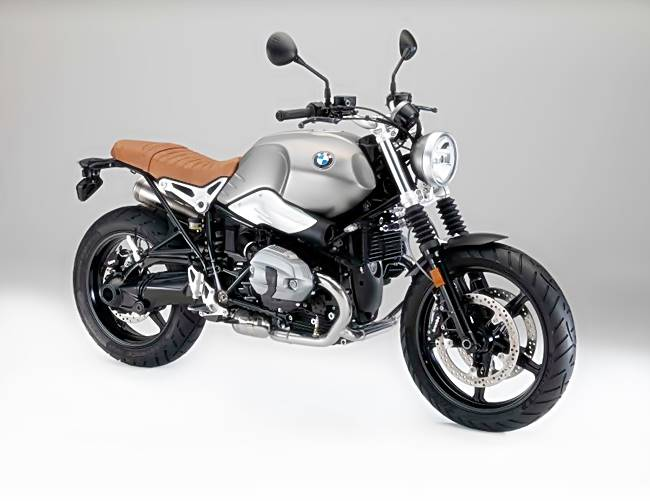 The New BMW RnineT Scrambler