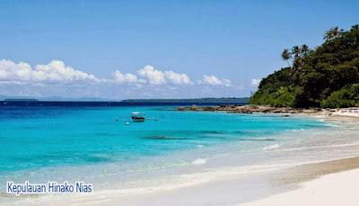 Hinako Islands Nias