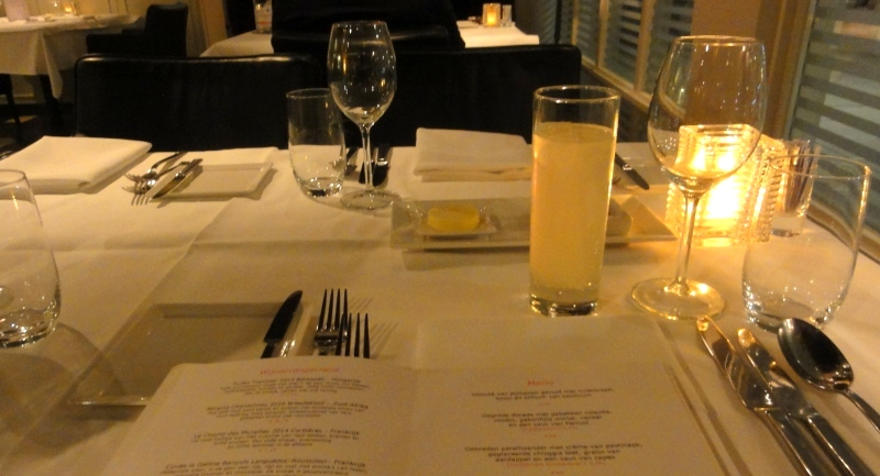 La vilette restaurant rotterdam ah restaurant actie set three course menu