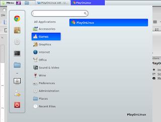 PlayOnLinux Menjalankan Aplikasi Windows di Linux