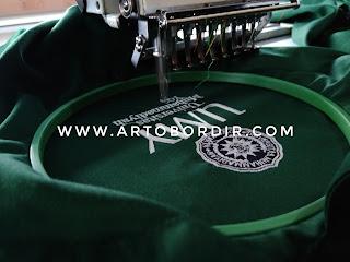 Terima Pesanan Pembuatan Bordir Patch/ Tempel/ Emblem dan Logo