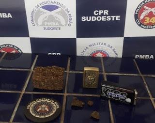 tráfico de drogas em Ituaçu