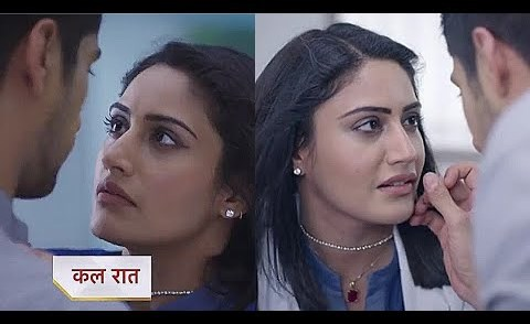 Good News : Ishani bends on knees proposing Sid completely blank in Sanjivani 2