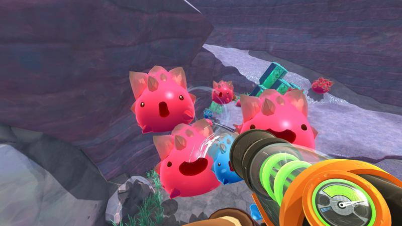 Descargar Slime Rancher Para PC   Games X Fun