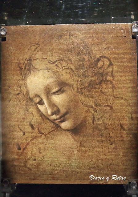 Galeria Nacional de Parma, Da Vinci